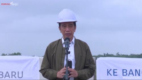 Jokowi Salah Sebut Padang sebagai Provinsi, Politisi Demokrat: Ngaco, Presidennya Siapa sih?