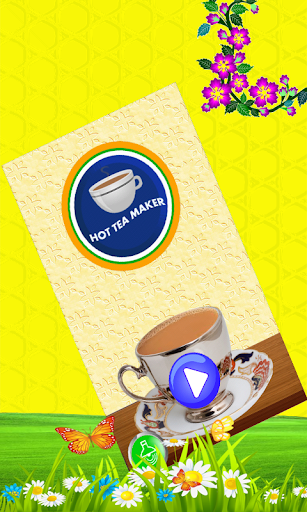 Hot Tea Maker