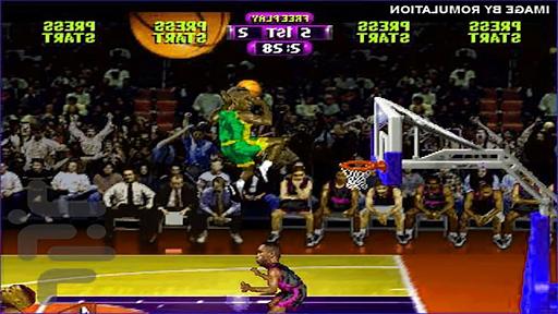 The N.B.A Hang-time Best Players 3.2 screenshots 1