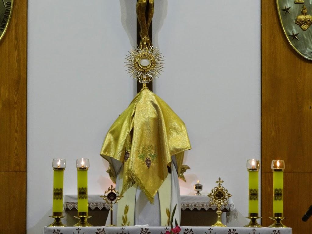 2014 Rekolekcje - Podwyższenie Krzyża Świętego w Częstochowie - DSC07382.JPG
