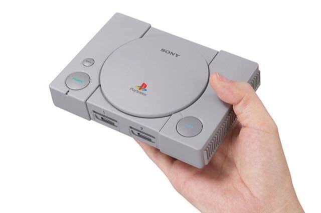 Sony conferma la lista dei giochi di PlayStation Classic
