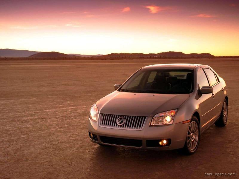 2009 mercury milan sedan specifications pictures prices. Black Bedroom Furniture Sets. Home Design Ideas
