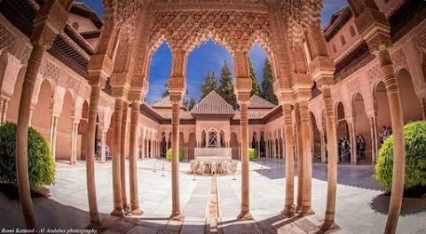 قصر الحمراء غرناطة