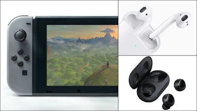 How to connect your AirPods or other Bluetooth headphones to your Nintendo Switch