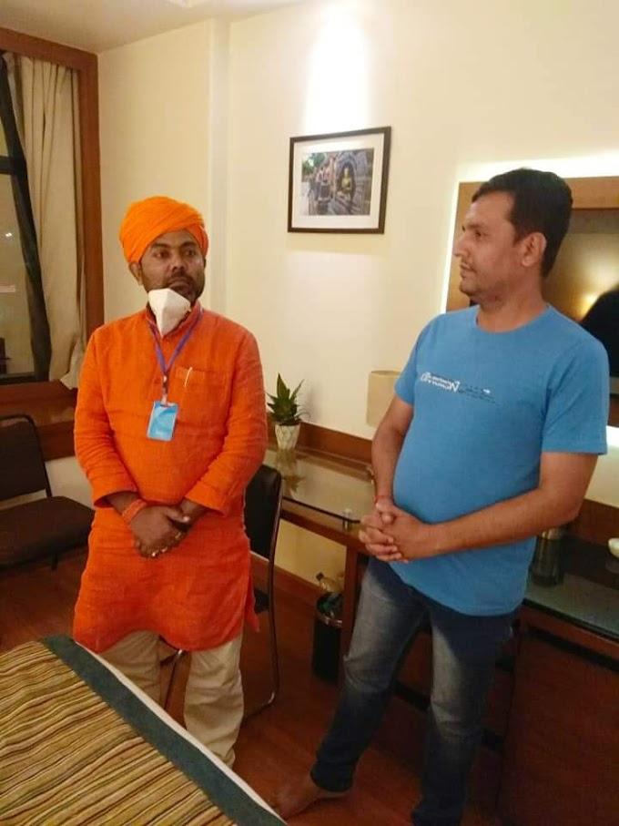 नीतीश कुमार कभी भ्रष्टाचार संप्रदाय वाद से कभी समझौता नहीं किया : अजय कुमार सिंह