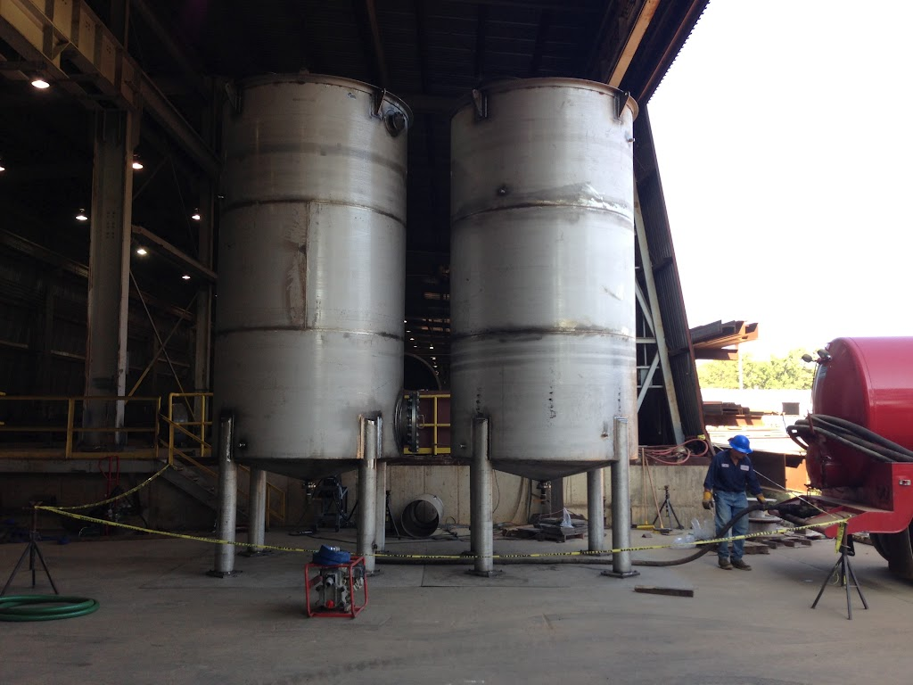 Stainless Tank Fabrication