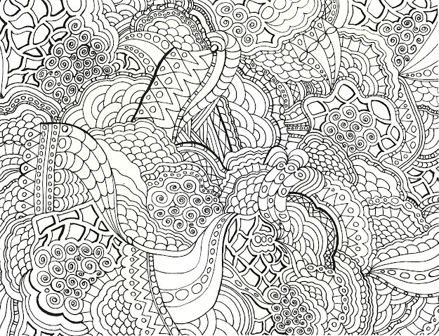 Abstract Coloring Free Abstract Coloring Pages Abstract Coloring ... | 478x625