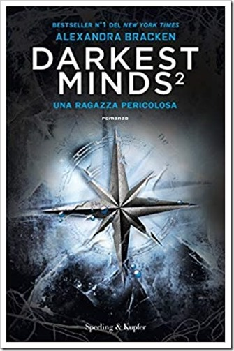 Darkest minds 2 cover
