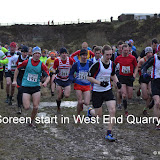 Soreen Stanbury route photos