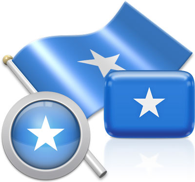 Somali flag icons pictures collection