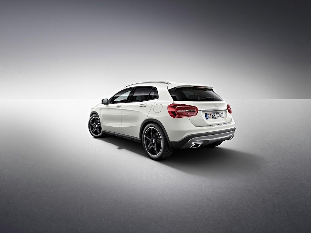 003 2015 Mercedes-Benz GLA-Class Edition 1