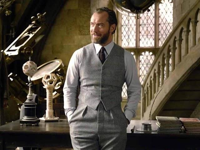 Jude Law explica porque ele queria se juntar à franquia Harry Potter