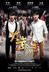 My Kingdom - Đại võ sinh huyết chiến