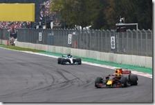 Max Verstappen vince il gran premio del Messico 2017