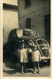 Rosita e Mariangela - 1952