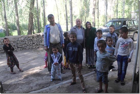 Таджикистан, Артуч