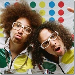 LMFAO - Party Rock Anthem-8x6