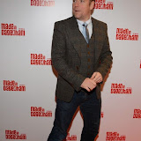 WWW.ENTSIMAGES.COM -    Rufus Hound    arriving at     Made In Dagenham - press night at Adelphi Theatre London November 5th 2014Comedy musical based on the hit British film.                                                  Photo Mobis Photos/OIC 0203 174 1069