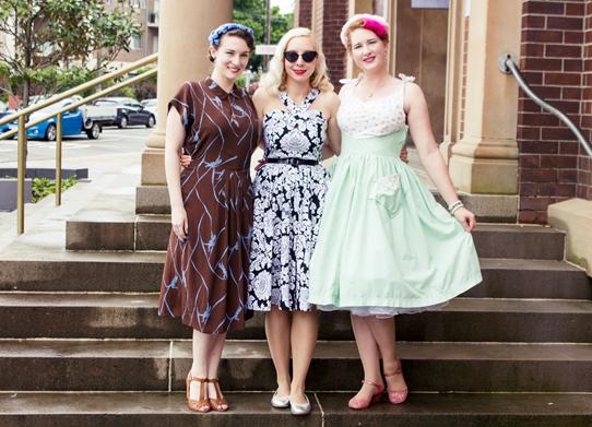 The Aussie Vintage Girls Crew! | Lavender & Twill
