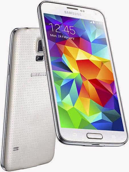 Harga dan Spesifikasi Samsung Galaxy S5
