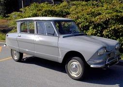 Citroen 1961 Ami 6