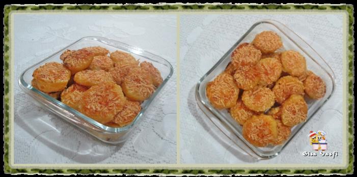 Batatas ao forno 2