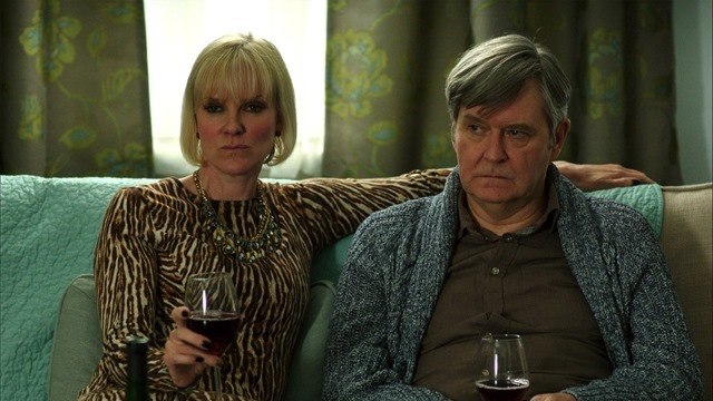 James Fleet and Hermione Norris in Love of My Life (2017)