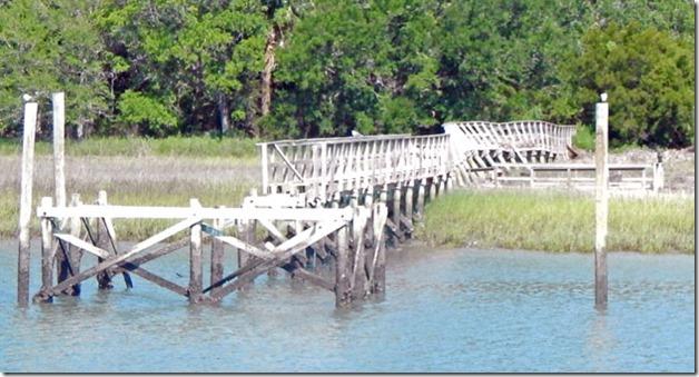 dock wreck