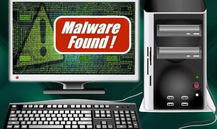 ديدان الكمبيوتر البرمجيات الخبيثة