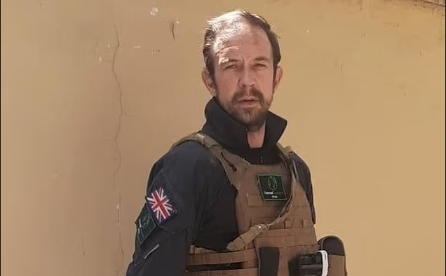 British ex-soldier arrested by the Taliban as his bid to evacuate 400 Afghans fails