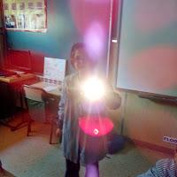 1r EP Projecte La llum