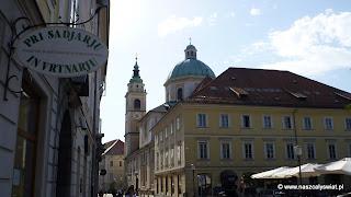 Lublana - Stare miasto