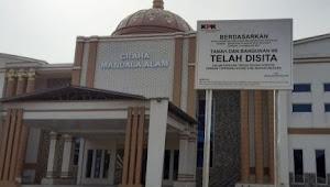 Aset-Aset Mantan Bupati Lampung Utara Disita KPK