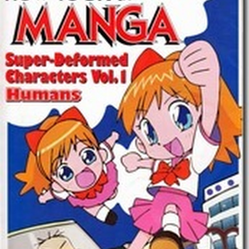 How to Draw Manga Vol. 18 Super-Deformed Characters Vol. 1 Humans