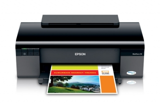 Drivers & Downloads Epson WorkForce 30 printer for Windows OS