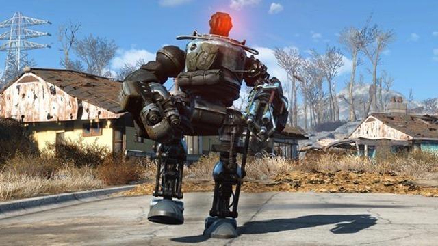 fallout 3 alien robots video automobile