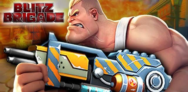 تحميل لعبة Blitz Brigade مهكرة للاندرويد اخر اصدار