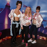 OIC - ENTSIMAGES.COM - Stacey Jackson and her Team Staefit at the The MoonWalk London 16th May 2015 Photo Mobis Photos/OIC 0203 174 1069