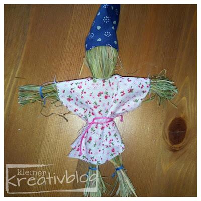 kleiner-kreativblog: Seegras-Püppchen