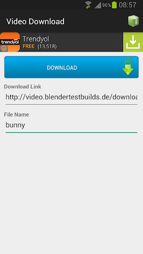 Video Download screenshot 3