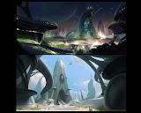 Space Landscapes