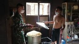 Alasan Pengrajin Tempe Masih  Bertahan di Desa Siuhom