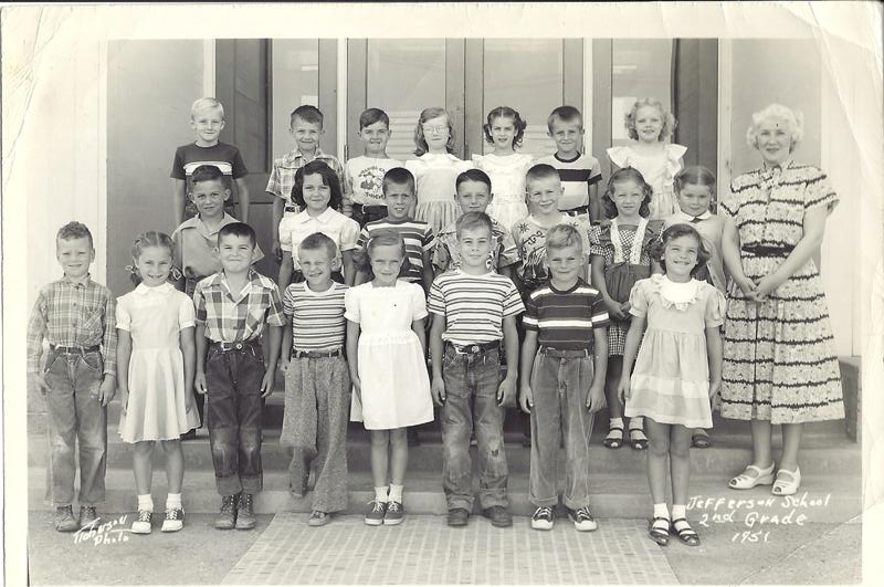 Jefferson second grade