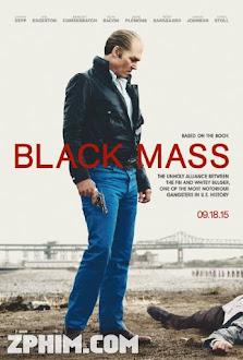Bố Già Huyền Thoại - Black Mass (2015) Poster