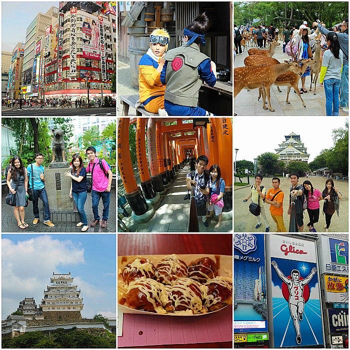 Itinerary Liburan Ke Jepang
