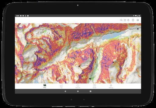 Gaia GPS: Hiking, Hunting Maps screenshot 8