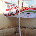Republic Day Celebration (Primary) 26.01.2016