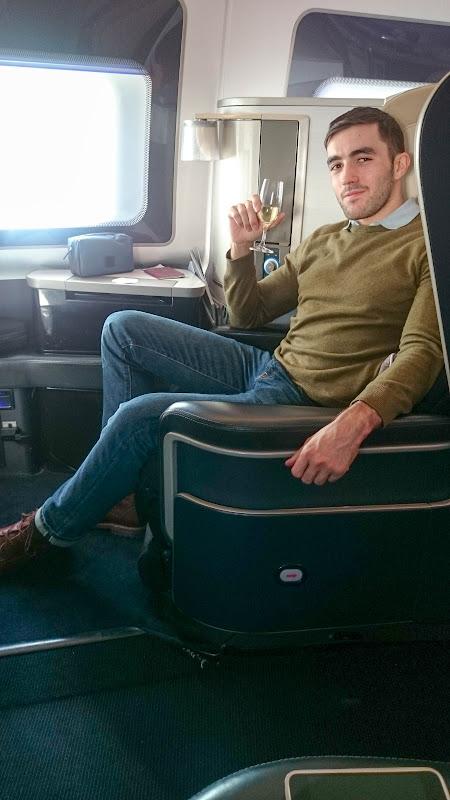 BA%252520F%252520744%252520LHRJFK 46 - REVIEW - British Airways : First Class - London to New York JFK