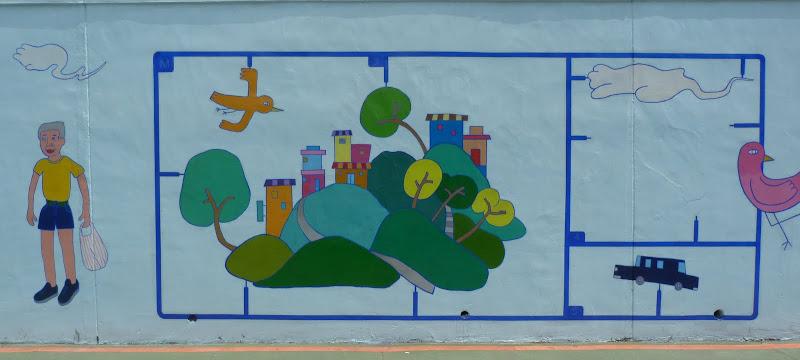 TAIWAN.Taipei TREASURE HILL Un mini quartier réhabilité à 10 mn a pied de gonguan MRT - P1020479.JPG