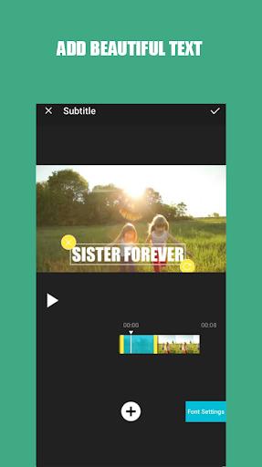 Video Editor : Free Video Maker 4.3.5 screenshots 2